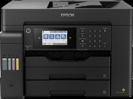 Epson - Epson EcoTank L15150 Fotokopi + Tarayıcı + Faks A3 Mürekkep Tanklı Yazıcı