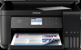 Epson - Epson EcoTank L6160 Fotokopi + Tarayıcı + Wi-Fi Mürekkep Tanklı Yazıcı C13CG21402