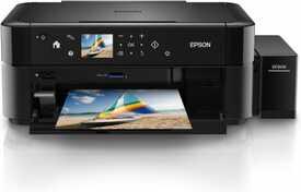 Epson - Epson EcoTank L850 Mürekkep Püskürtmeli Çok Fonksiyonlu Yazıcı