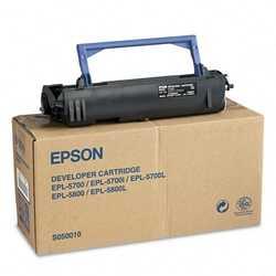 Epson - Epson EPL-5700/C13S050010 Orjinal Siyah Toner