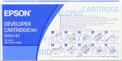 Epson - Epson EPL-6200 C13S050167 Orjinal Toner