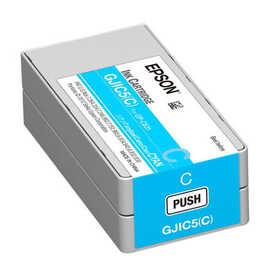 Epson - Epson GJIC5-C13S020564 Mavi Orjinal Kartuş