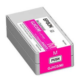 Epson - Epson GJIC5-C13S020565 Kırmızı Orjinal Kartuş