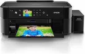 Epson - Epson L810 Mürekkep Tanklı Yazıcı