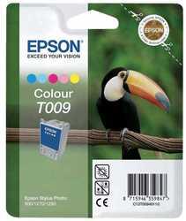Epson - Epson T009-C13T00940120 Orjinal Renkli Kartuş