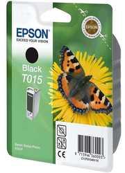 Epson - Epson T015-C13T01540120 Orjinal Siyah Kartuş