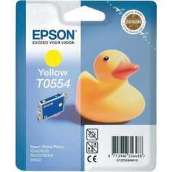 Epson - Epson T0554-C13T05544020 Orjinal Sarı Kartuş