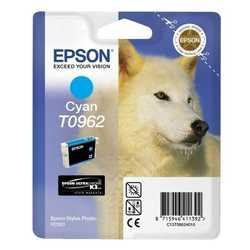Epson - Epson T0962 C13T09624020 Orjinal Mavi Kartuş