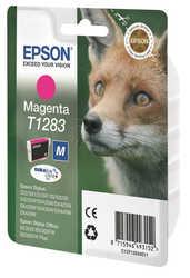 Epson - Epson T1283-C13T12834020 Orjinal Kırmızı Kartuş