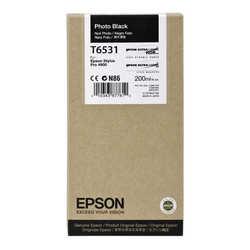 Epson - Epson T6531-C13T653100 Orjinal Foto Siyah Kartuş