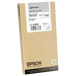 Epson - Epson T6537-C13T653700 Orjinal Açık Siyah Kartuş