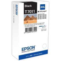 Epson - Epson T7011XXL C13T70114010 Orjinal Siyah Kartuş
