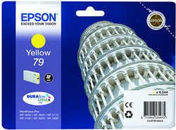 Epson - Epson T79-C13T79144010 Orjinal Sarı Kartuş