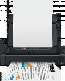 Epson - Epson WF-100W Taşınabilir Mobil Yazıcı