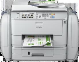 Epson - Epson WORKFORCE PRO WF-R5690