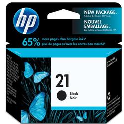 Hp - Hp 21-C9351A Siyah Orjinal Kartuş