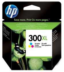 Hp - Hp 300XL-CC644E Orjinal Renkli Kartuş