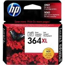 Hp - Hp 364XL CB322E Orjinal Foto Siyah Kartuş
