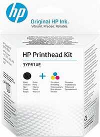Hp - HP 3YP61AE Baskı Kafası Kiti Siyah + Renkli