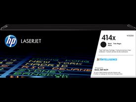 Hp - HP 414X W2020X Yüksek Kapasite Siyah Orjinal Toner