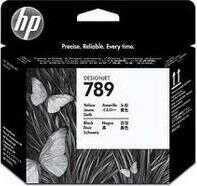 Hp - HP 789 CH614A Kırmızı - Açık Kırmızı Kafa Kartuşu