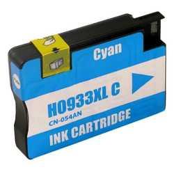 Hp - Hp 933XL-CN054AE Geridönüşüm Mavi Kartuş