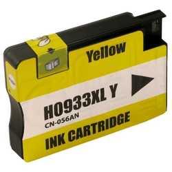 Hp - Hp 933XL-CN056AE Geri Dönüşüm Sarı Kartuş