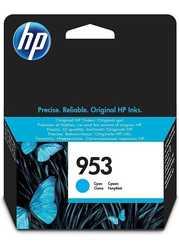 Hp - HP 953-F6U12A Mavi Orjinal Kartuş