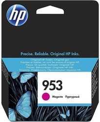 Hp - HP 953-F6U13A Kırmızı Orjinal Kartuş