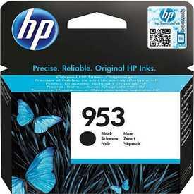 Hp - HP 953-L0S58A Siyah Orjinal Kartuş