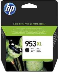 Hp - HP 953XL-L0S70AE Siyah Orjinal Kartuş