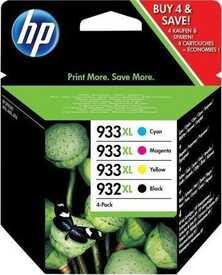 Hp - Hp 932XL / 933XL C2P42AE Multipaket Orjinal Kartuş
