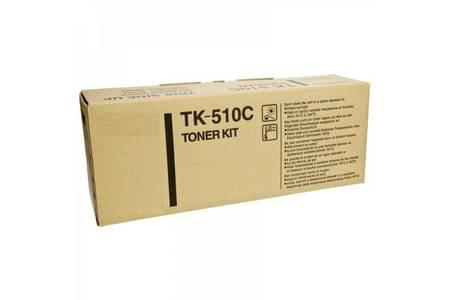 Kyocera Mita TK-510 Muadil Mavi Toner