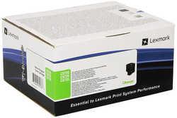 Lexmark - Lexmark CS720-74C50C0 Mavi Orjinal Toner