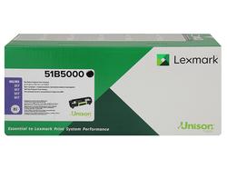 Lexmark - Lexmark MS317-51B5000 Orjinal Toner