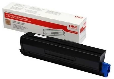 Oki B430-43979211 Orjinal Toner Y.K