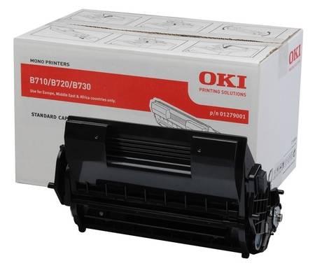 Oki B710-01279001 Orjinal Toner