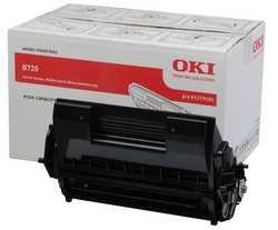 Oki - Oki B720 01279101 Orjinal Toner Y.K