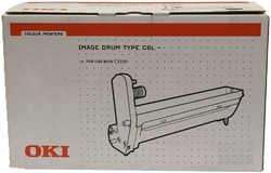 Oki - Oki C3100-42126644 Orjinal Siyah Drum Ünitesi