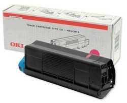 Oki - Oki C3100-42804575 Orjinal Kırmızı Toner
