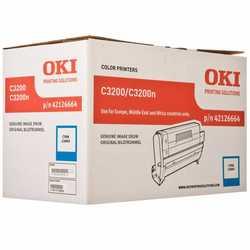 Oki - Oki C3200-42126664 Orjinal Mavi Drum Ünitesi
