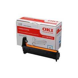 Oki - Oki C5850-C5950 43870023 Mavi Drum Ünitesi