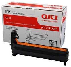 Oki - Oki C710-43913808 Orjinal Siyah Drum Ünitesi