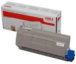 Oki - Oki C710-44318622 Kırmızı Orjinal Toner