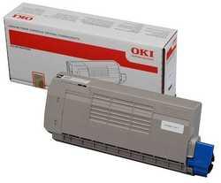 Oki - Oki C710-C711-44318624 Orjinal Siyah Toner
