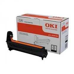Oki - Oki ES7411-01275104 Siyah Orjinal Drum Ünitesi