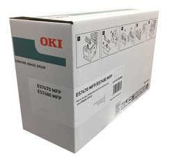 Oki - Oki ES7470-01333304 Siyah Orjinal Drum Ünitesi