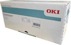 Oki - Oki ES7470-45396215 Mavi Orjinal Toner