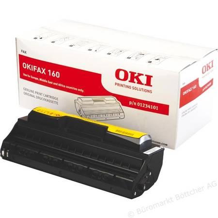 Oki Fax 160 01234101 Orjinal Toner
