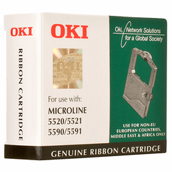 Oki - Oki ML5520-01126302 Orjinal Şerit